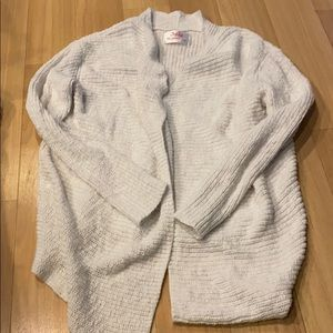 Justice White Sweater